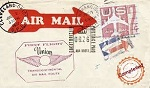 Completion of Air Mail Tour