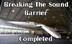 Completed Breaking the Sound Barrier Tour