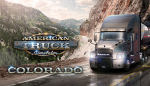 AMerican Truck Simulator Colorado Tour Completion