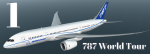 B787 World Tour 1st Place
