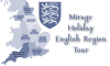 Completion of Regions of England Tour