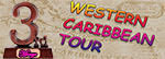 Third to finish the West Caribbean Tour