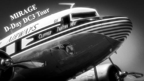 D-Day DC3 Tour Part1