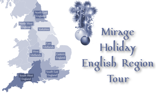 Regions of England Tour